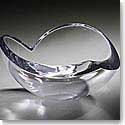 "Nambe Crystal Heart 4"" Bowl"