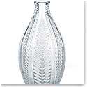 Lalique Acacia Vase Clear