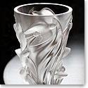 Lalique Vase Martinets