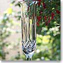 "Waterford Lismore 8"" Stem Vase"