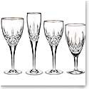 Waterford Crystal, Lismore Nouveau Platinum Crystal Wine, Single