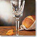 Waterford Platinum Lismore Goblet, Single
