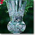 "Waterford Lismore 7"" Thistle Vase"