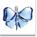 Lalique Papillons Butterfly Pendant, Sapphire