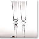 Baccarat Mille Nuits Flutissimo Flute Clear, Single