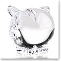 Baccarat Minimals Clear Pig