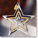 Nambe Annual 2016 Ornament, Star