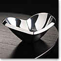 Nambe Metal Amore Heart Bowl