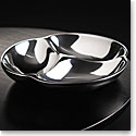 Nambe Metal Centro Triple Condiment Tray