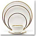 Wedgwood China Plato Gold Creamer