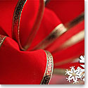 Premium Greeting Card, Red Bow