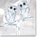 Swarovski Crystal, Baby Owls