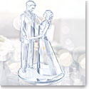 Swarovski Wedding Love Couple Sculpture