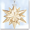 Swarovski SCS 2017 Annual Christmas Star Ornament