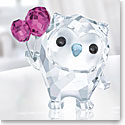 Swarovski Lovlots Hoot the Owl, Lets Celebrate
