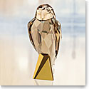 Swarovski Owl Sculpture