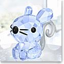Swarovski Lovlots Zodiac Charming Rat
