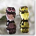 Swarovski Lovlots Birds In Love, Victor and Victoria