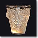 Lalique Silenes Vase