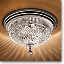 Waterford Beaumont Silver Ceiling Fixture