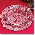 "Waterford 2005 Plate Songs of Xmas 8"" - Have Yourself A Merry Little"