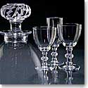 Lalique Saint Hubert Wine Glass No 4, Single