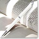 Swarovski Crystal Starlight Ballpoint Pen, White