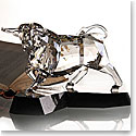 Swarovski Soulmates Bull Sculpture