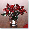 Swarovski Crystal Seasons Poinsettia