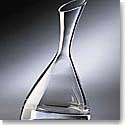 Nambe Crystal Tilt Wine Decanter