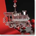 Waterford Train Engine 2015 Ornament