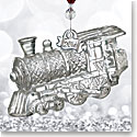Waterford 2016 Train Engine Ornament