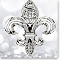 Waterford 2016 Fleur De Lys Ornament
