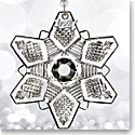 Waterford 2017 Heritage Snowflake Ornament