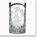 Waterford 2017 House of Waterford Shepherds and Angels Vase, Limited Edition