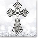 Waterford 2017 Mini Cross Ornament