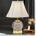 "Waterford Alana Mini 15 1/2"" Accent Lamp"