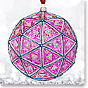 Waterford Holiday Heirloom 2018 Times Square Masterpiece Ball Ornament