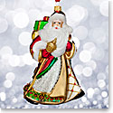 Waterford 2017 Holiday Heirloom Miraculous Santa Ornament
