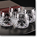 Waterford Huntley Vodka Shooters, Set of Four