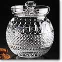 Waterford Irish Lace Biscuit Barrel