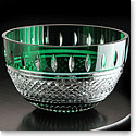 "Waterford Irish Lace Emerald 10"" Bowl"