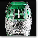 "Waterford Irish Lace Emerald 12"" Vase"