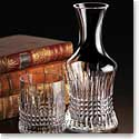 Waterford Lismore Diamond Bedside Carafe With Small Glass