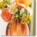 "Waterford Evolution Mesa Sunrise 8"" Vase"