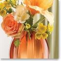 "Waterford Evolution Mesa Sunrise 8"" Vase"