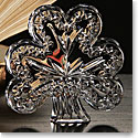 Waterford Irish Shamrock Paperweight