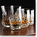 Waterford Lismore Whiskey Tumbler, Mixed Set of Four