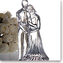 Waterford Wedding Couple Sculpture, Cake Topper