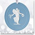 Wedgwood 2017 Annual Blue Ornament